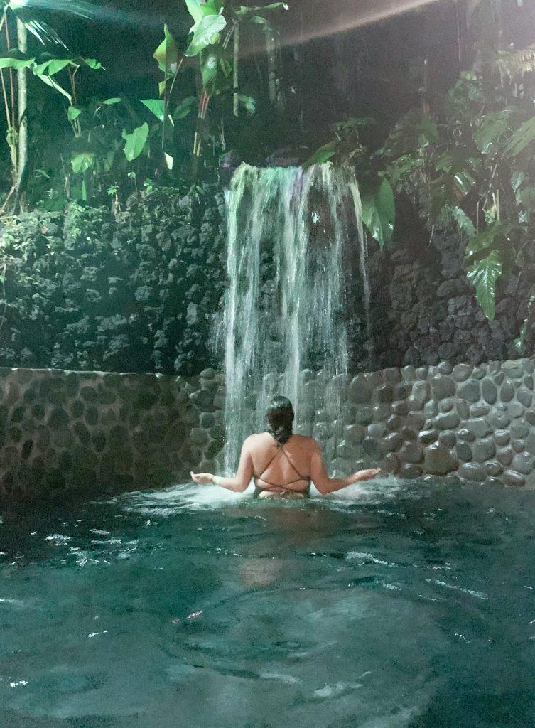 EcoTermales hot springs la Fortuna
